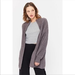 Urban Outfitters open-front cardigan